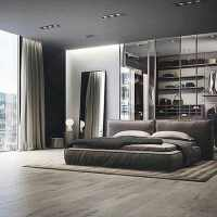 80 Bachelor Pad Men's Bedroom Ideas