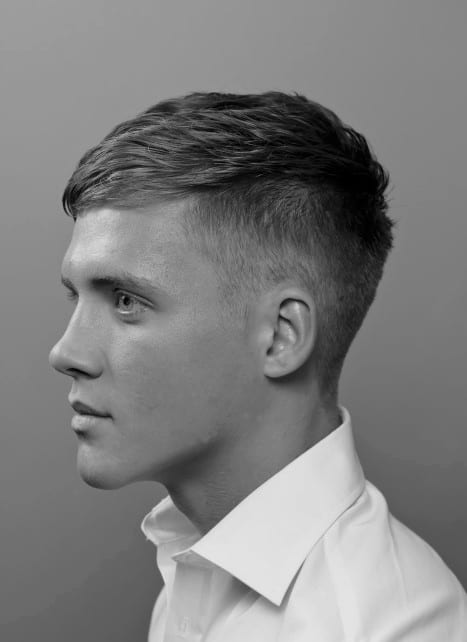 40 Men's Haircuts For Straight Hair Masculine Hairstyle Ideas