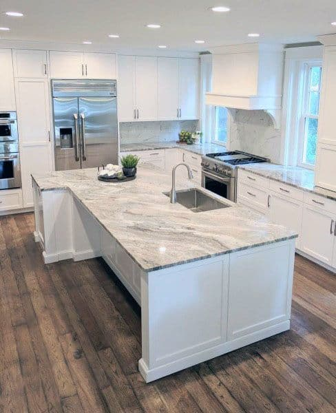 white kitchen cabinets ideas redesign top 70 best cabinet unique cabinetry designs marble countertops