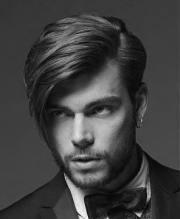 men's haircuts straight