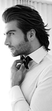 medium long men's hairstyles