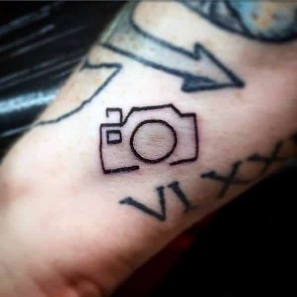 20 Little Simple Tattoos For Men Ideas And Designs