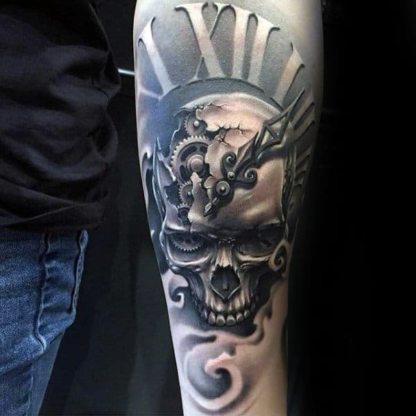 forearm tattoos men