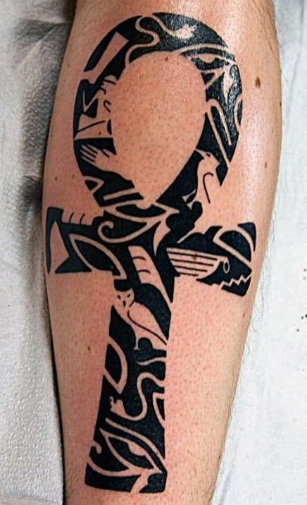 Ankh Tattoo Ideas : tattoo, ideas, Egyptian, Tattoo, Ideas, [2021, Inspiration, Guide]