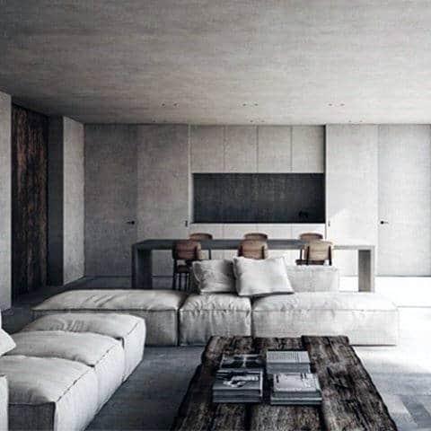 Mens Apartment Decor Living Room Ideas