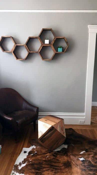 50 Bachelor Pad Wall Art Design Ideas For Men Cool