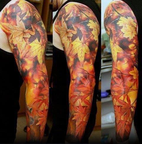 Realtree Tattoo