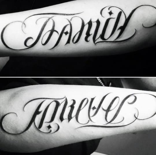 Ambigram Pictures