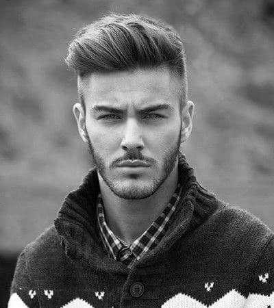 50 Shaved Sides Hairstyles For Men Throwback Haircuts
