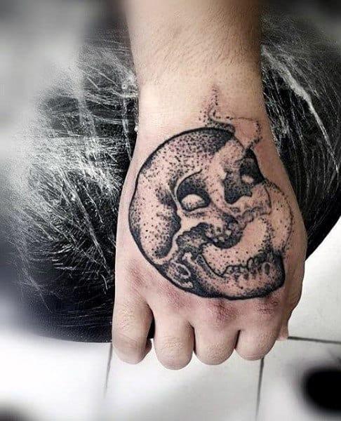 Smoke Tattoos Designs : smoke, tattoos, designs, Smoke, Tattoo, Ideas, [2021, Inspiration, Guide]