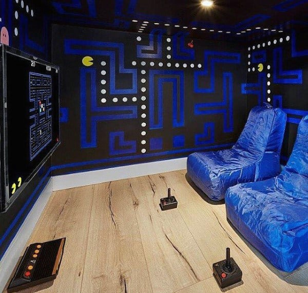 Fun group games for kids and adults are a great way to bring. 60 Game Room Ideas For Men - Cool Home Entertainment Designs