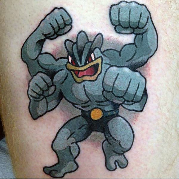 Cool Video Game Tattoos