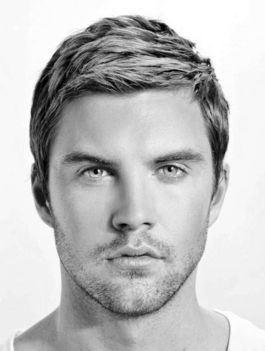 Short Wavy Hair For Men 70 Masculine Haircut Ideas