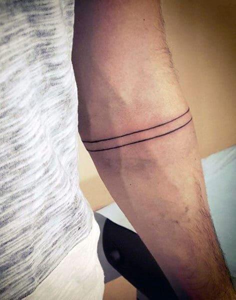 small simple tattoos men