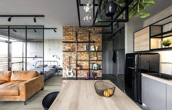 Top 60 Best Studio Apartment Ideas  Small Space Designs
