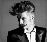 greaser hair men - 40 rebellious