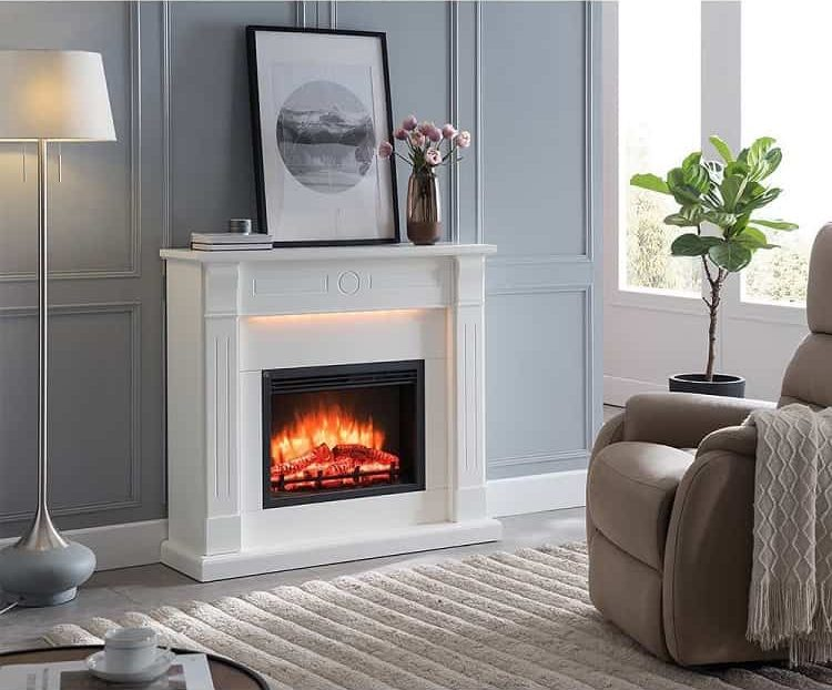 The Top 70 Fireplace Surround Ideas Interior Home Design Next Luxury