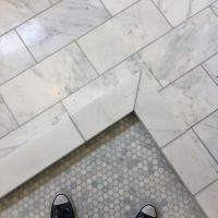 Top 50 Best Shower Floor Tile Ideas - Bathroom Flooring ...
