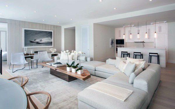 Top 50 Best Modern Living Room Ideas Contemporary Designs