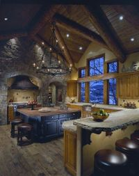 Top 60 Best Log Cabin Interior Design Ideas - Mountain ...