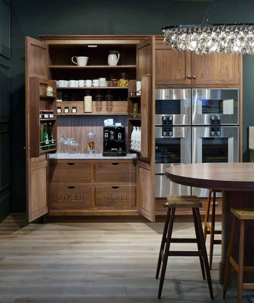 design my own kitchen corner sink ideas top 60 best coffee bar - cool personal java cafe designs