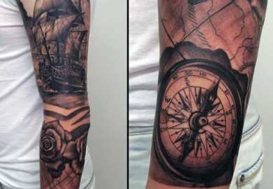 Military Tattoo Ideas For Men