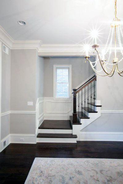 office chair rail swivel rocking outdoor top 70 best ideas molding trim interior designs nice millwork