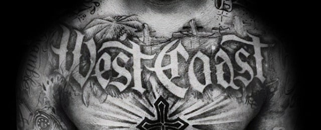 Different Kinds Of Tattoo Lettering
