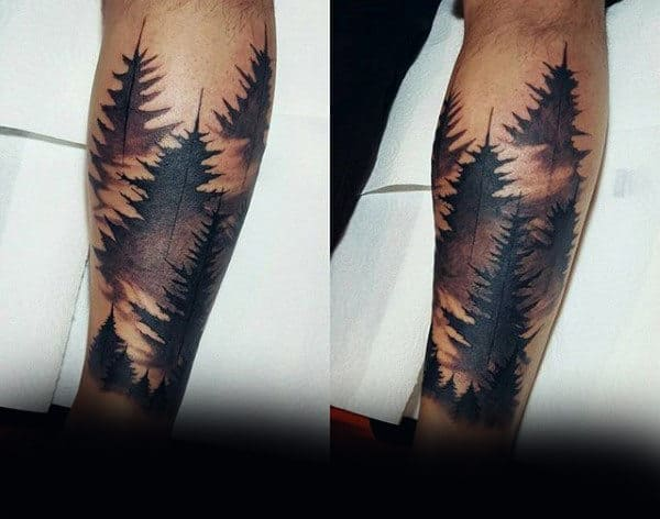 20 Tree Tattoos On Forarms Ideas And Designs