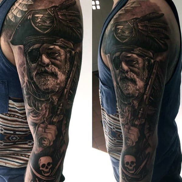 awesome sleeve tattoos men