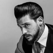 greaser hair men - 40 rebellious