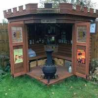 50 Pub Shed Bar Ideas For Men