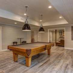 Kitchen Lights Fixtures Remodel Ideas For Small Kitchens Top 60 Best Basement Lighting - Illuminated Interior ...