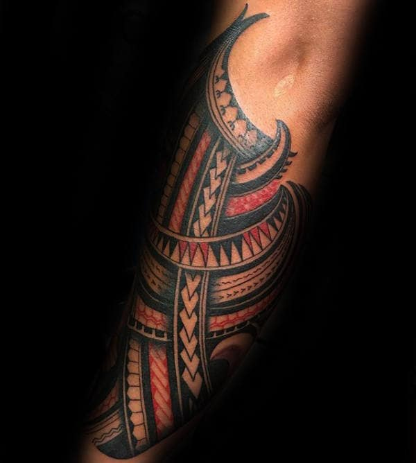 samoan tattoo design men