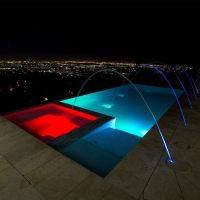 Top 60 Best Pool Lighting Ideas