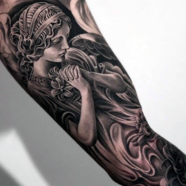 arm tattoos men