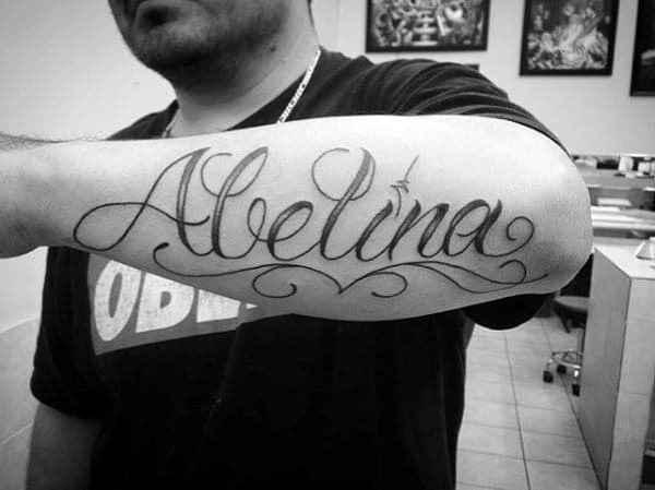 forearm tattoos men