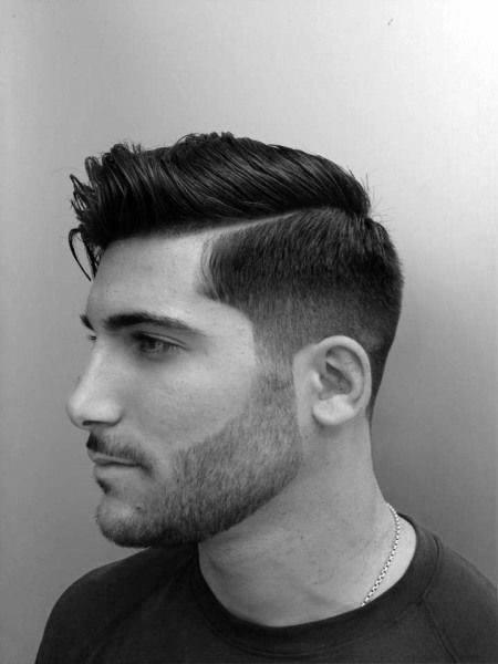 Light Fade Haircut : light, haircut, Haircuts, Stylish, Middle