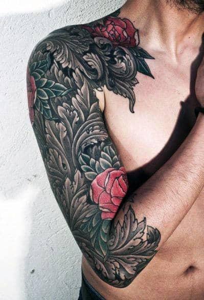 top 100 sleeve tattoos