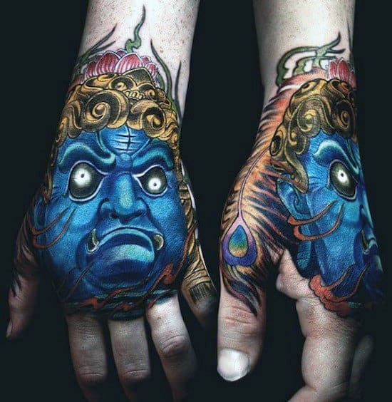 20 Top Of Hand Tattoos Ideas And Designs