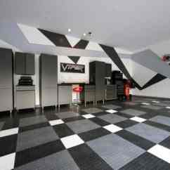 Rubber Kitchen Flooring Table Sets Under 200 90 Garage Ideas For Men - Paint, Tiles And Epoxy ...