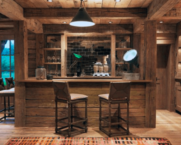 Top 70 Best Rustic Bar Ideas  Vintage Home Interior Designs
