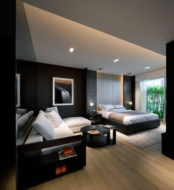 60 Men's Bedroom Ideas