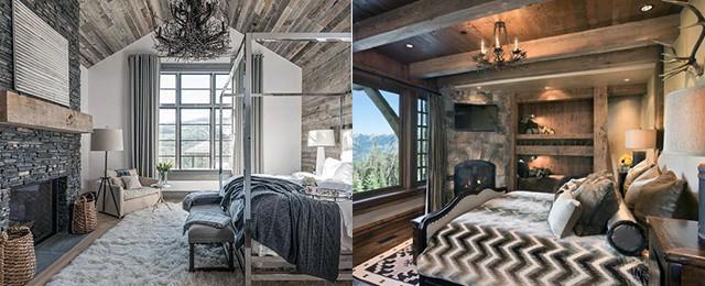 Top 40 Best Rustic Bedroom Ideas Vintage Designs