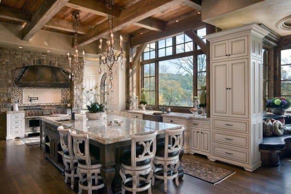 kitchen ceilings remodel budget estimator top 75 best ceiling ideas home interior designs rustic cabin wood