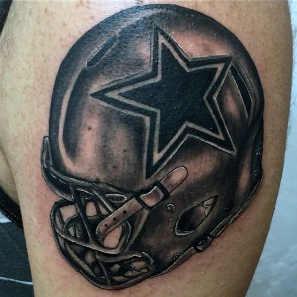 20 Tattoos Football Cowboys Ideas And Designs