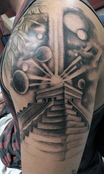 Maya and Aztec Tattoos - Tattooers.net
