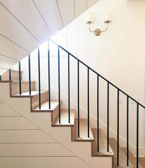 Top 60 Best Stair Trim Ideas Staircase Molding Designs