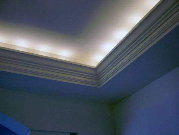 Top 40 Best Crown Molding Lighting Ideas  Modern Interior Designs