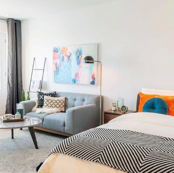Sleek Studio Apartment Ideas